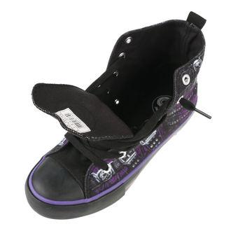 chaussures de tennis montantes pour femmes - WAISTED CORSET - SPIRAL