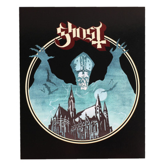 Couverture Ghost, NNM, Ghost