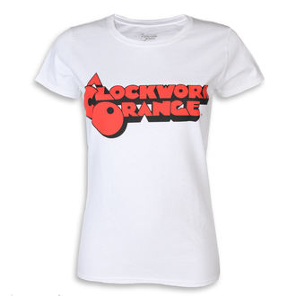 t-shirt de film pour femmes Clockwork Orange - LOGO - PLASTIC HEAD, PLASTIC HEAD
