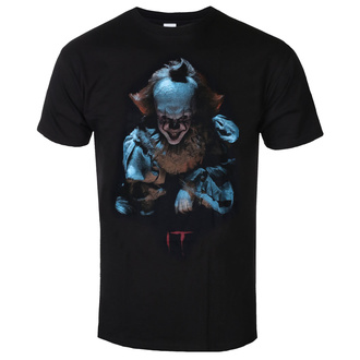 T-shirt pour hommes ça - (2017) Pennywise Grin - Noir, BIL
