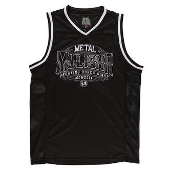 Débardeur Basketball Jersey METAL MULISHA - CREST JERSEY, METAL MULISHA