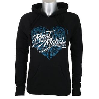 sweat-shirt avec capuche pour femmes - VISIONARY - METAL MULISHA, METAL MULISHA