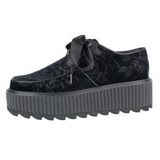 Chaussures pour femmes KILLSTAR - Vampires Kiss Creepers - NOIR, KILLSTAR