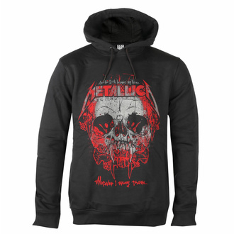 Sweat-shirt pour hommes METALLICA - WHEREVER I MAY ROAM- AMPLIFIED, AMPLIFIED, Metallica