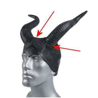 Masque (cornes) ZOELIBAT - ENDOMMAGÉ, ZOELIBAT