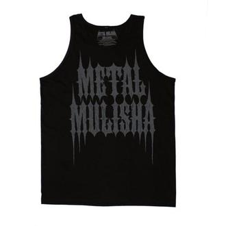 Débardeur hommes METAL MULISHA - STAMP BLK, METAL MULISHA