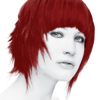 Couleur de cheveux STAR GAZER - Rouge, STAR GAZER