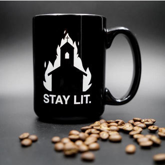 mug BLACK CRAFT - Stay Lit, BLACK CRAFT
