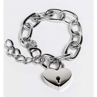 Bracelet DISTURBIA - Heart, DISTURBIA
