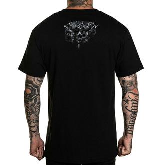 T-shirt pour hommes SULLEN - PRUDENTE - NOIR, SULLEN