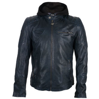 veste en cuir Superman - DARK BLUE - NNM, NNM