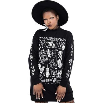 Sweat-shirt pour femme (robe) KILLSTAR - Survival Kit Chandail - Noir, KILLSTAR
