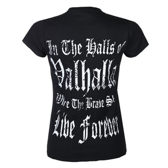 T-shirt pour femmes VICTORY OR VALHALLA - THOR'S HAMMER, VICTORY OR VALHALLA