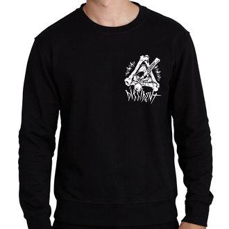 sweat-shirt sans capuche pour hommes - FLAG - HYRAW, HYRAW