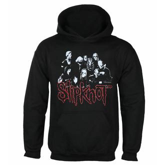 Sweat-shirt pour homme Slipknot - Group Photo, NNM, Slipknot
