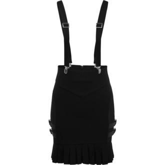 Jupe KILLSTAR - Synth Suspender - NOIR - KSRA001636