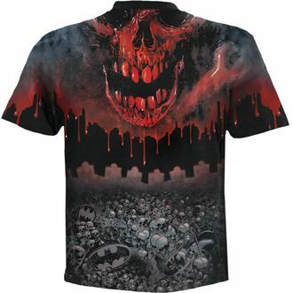 t-shirt pour homme SPIRAL - Batman - ASYLUM WRAP - Noir, SPIRAL, Batman