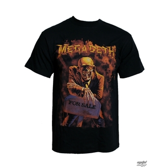 tee-shirt métal Megadeth - Peace sells - LIVE NATION, LIVE NATION, Megadeth