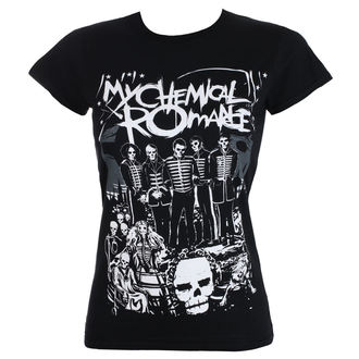 tee-shirt métal pour femmes My Chemical Romance - DEAD PARADE - PLASTIC HEAD, PLASTIC HEAD, My Chemical Romance
