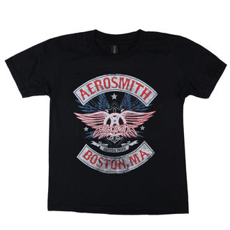 tee-shirt métal pour femmes Aerosmith - Boston Pride - LOW FREQUENCY, LOW FREQUENCY, Aerosmith