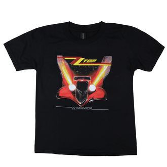 tee-shirt métal enfants ZZ-Top - Eliminator - LOW FREQUENCY, LOW FREQUENCY, ZZ-Top