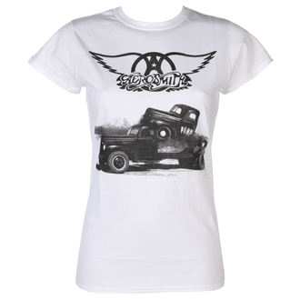 tee-shirt métal pour femmes Aerosmith - Pump - LOW FREQUENCY - AETS08020G