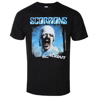 tee-shirt métal pour hommes Scorpions - Blackout - LOW FREQUENCY, LOW FREQUENCY, Scorpions
