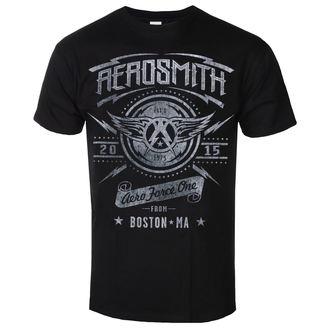 tee-shirt métal pour hommes Aerosmith - Aero Force One - LOW FREQUENCY, LOW FREQUENCY, Aerosmith