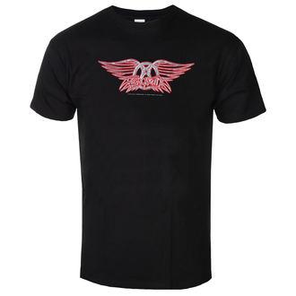 tee-shirt métal pour hommes Aerosmith - Logo - LOW FREQUENCY, LOW FREQUENCY, Aerosmith