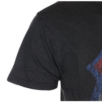 tee-shirt métal pour hommes Rolling Stones - B & L Vtge - ROCK OFF, ROCK OFF, Rolling Stones