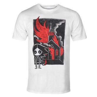 T-shirt pour hommes AKUMU INK - The Men White, Akumu Ink