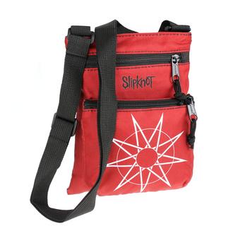 Sacoche SLIPKNOT - WANYK STAR RED, NNM, Slipknot