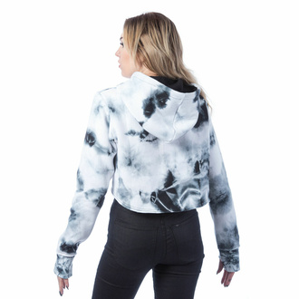 Sweat-shirt pour femme INNOCENT LIFESTYLE - TALISE - GRIS/NOIR, INNOCENT LIFESTYLE