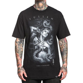 t-shirt hardcore pour hommes - TANGLED - SULLEN