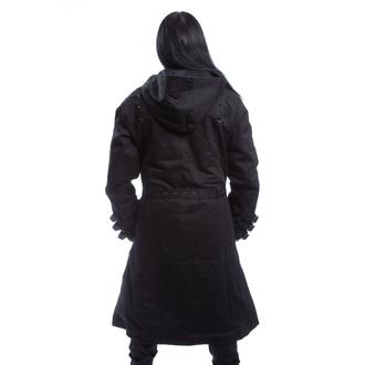 Manteau pour hommes HEARTLESS - TARQUIN - NOIR, HEARTLESS