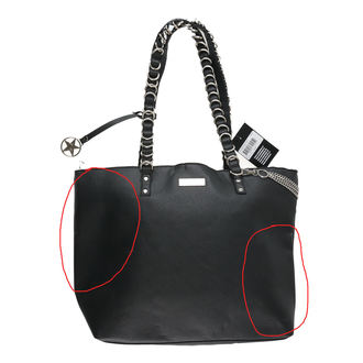 sac (sac à main) DISTURBIA - VOID - DCSS17-139 - ENDOMMAGÉ, DISTURBIA