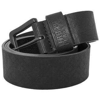 Ceinture URBAN CLASSICS - Fake Leather - noir, URBAN CLASSICS