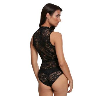 Body pour femmes URBAN CLASSICS - Laces - noir, URBAN CLASSICS