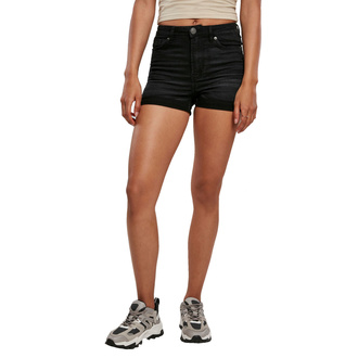 Short URBAN CLASSICS - real black washed, URBAN CLASSICS