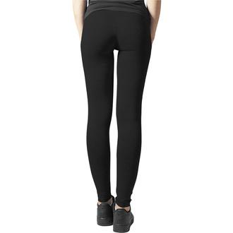 Pantalon pour femmes (leggings) URBAN CLASSICS - Jersey Leggings - noir, URBAN CLASSICS