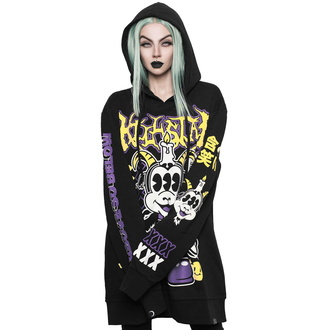 Sweat à capuche unisexe KILLSTAR - Technomet, KILLSTAR