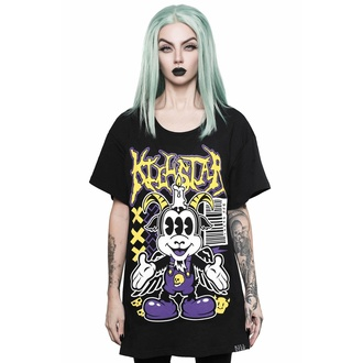 T-shirt pour femmes KILLSTAR - Technomet - Relaxed, KILLSTAR