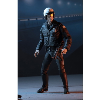 Figurine Terminator 2 - T-1000 - Moto Flic, NNM, Terminator