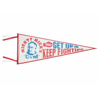 drapeau Rocky - Fanion Mick's Gym, NNM, Rocky