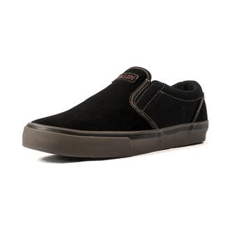 Chaussures pour hommes FALLEN - The Easy - Noir / Gomme, FALLEN