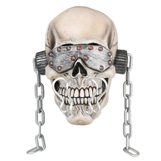 Masque Megadeath - Vic Rattlehead, Megadeth