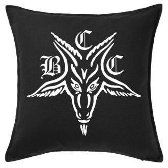 oreiller  BLACK CRAFT - BCC Goat Throw, BLACK CRAFT