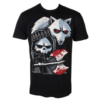 t-shirt hardcore pour hommes - Conquer Thy Enemy - Akumu Ink, Akumu Ink