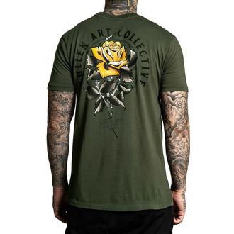 T-shirt pour hommes SULLEN - JAKE ROSE - OLIVE, SULLEN