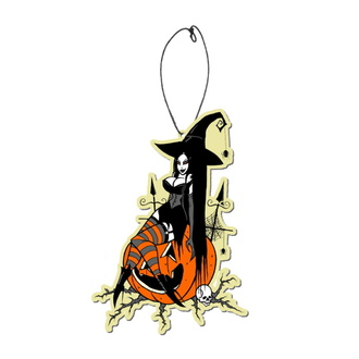 Parfum de voiture Toxictoons Pumpkin Witch - Miel Pêche